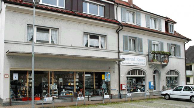 Konrad Kunz – Eisenwaren