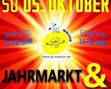 Herbstjahrmarkt und Verkaufsoffener Sonntag vom 03. – 05. Oktober 2014