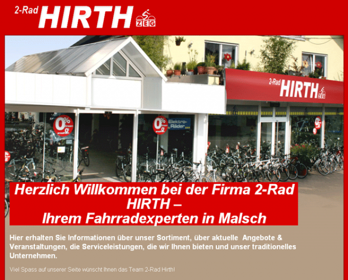 2-Rad Hirth