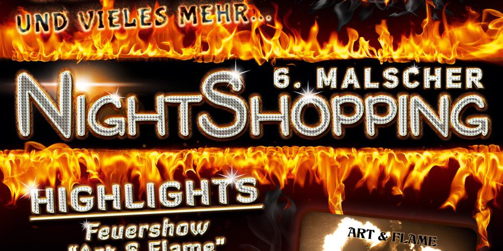 6. NightShopping am 22.05.2015