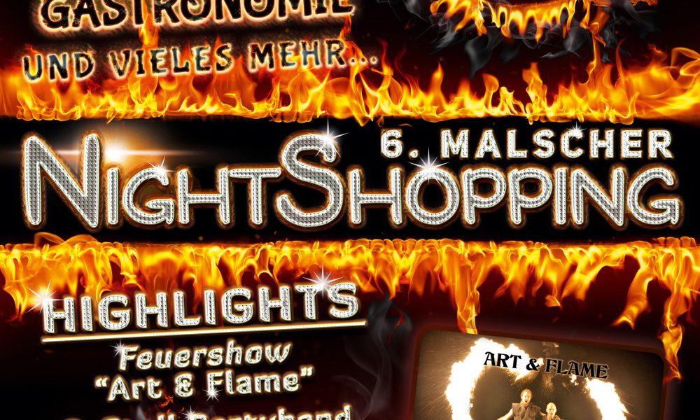 6. NightShopping am 22.05.2015