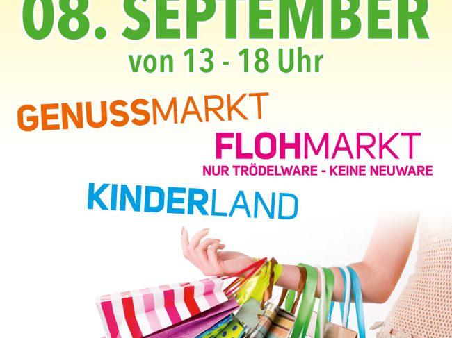 Vielfältiges Angebot am verkaufsoffenen Sonntag in Malsch am 08. September 2019