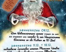 Malscher Weihnachtsmärkte im Dezember 2014