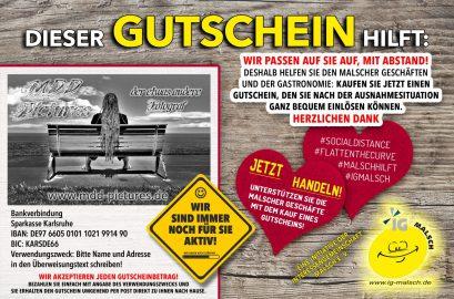 MDD Pictures Gutschein ~ MALSCH hilft!