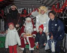 2008 organisierte die IG drei verkaufslange Donnerstage mit Weihnachtsmarkt