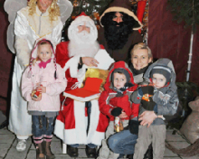 Verkaufslange Donnerstage mit Weihnachtsmarkt und Nikolaus 2009