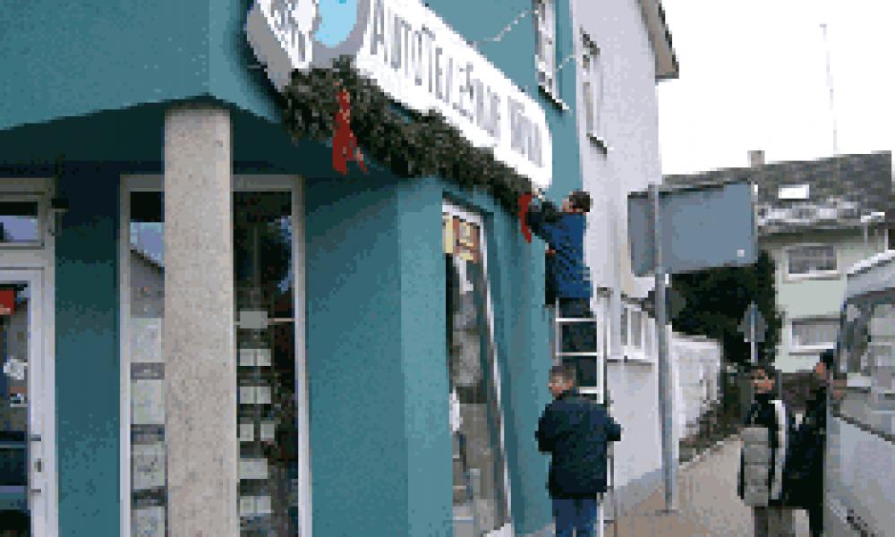 Weihnachtsaktion 2005